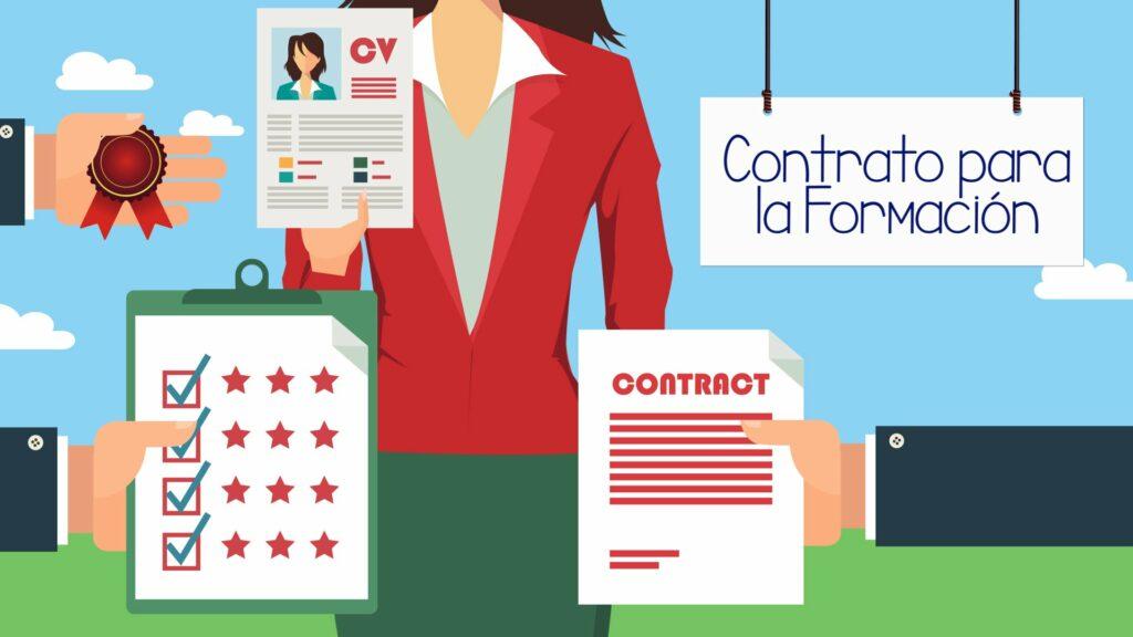 ¿Conoces el contrato de formación?